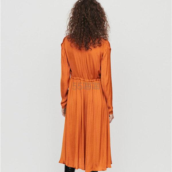 Maje 飘逸衬衫连衣裙 7(约1,208元) - 海淘优惠海淘折扣 55海淘网