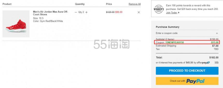【常青码】FinishLine:精选 adidas、Nike 等运动鞋服 满额最高减 - 海淘优惠海淘折扣|55海淘网