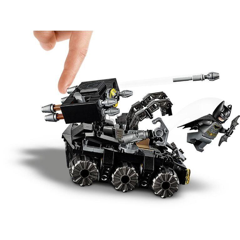 LEGO 乐高 超级英雄系列 泥脸侵袭蝙蝠洞(76122)