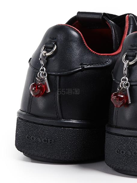 Coach 1941 x Disney 联名毒苹果运动鞋 7.5(约1,005元) - 海淘优惠海淘折扣|55海淘网
