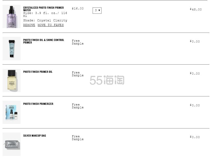 补货!Smashbox 官网 The Hoodwitch 合作款水晶定妆喷雾 116ml (约109元) - 海淘优惠海淘折扣 55海淘网