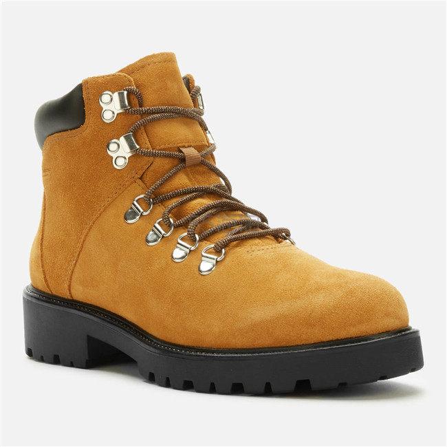 Vagabond 女士麂皮工装靴 ¥425.7 - 海淘优惠海淘折扣|55海淘网