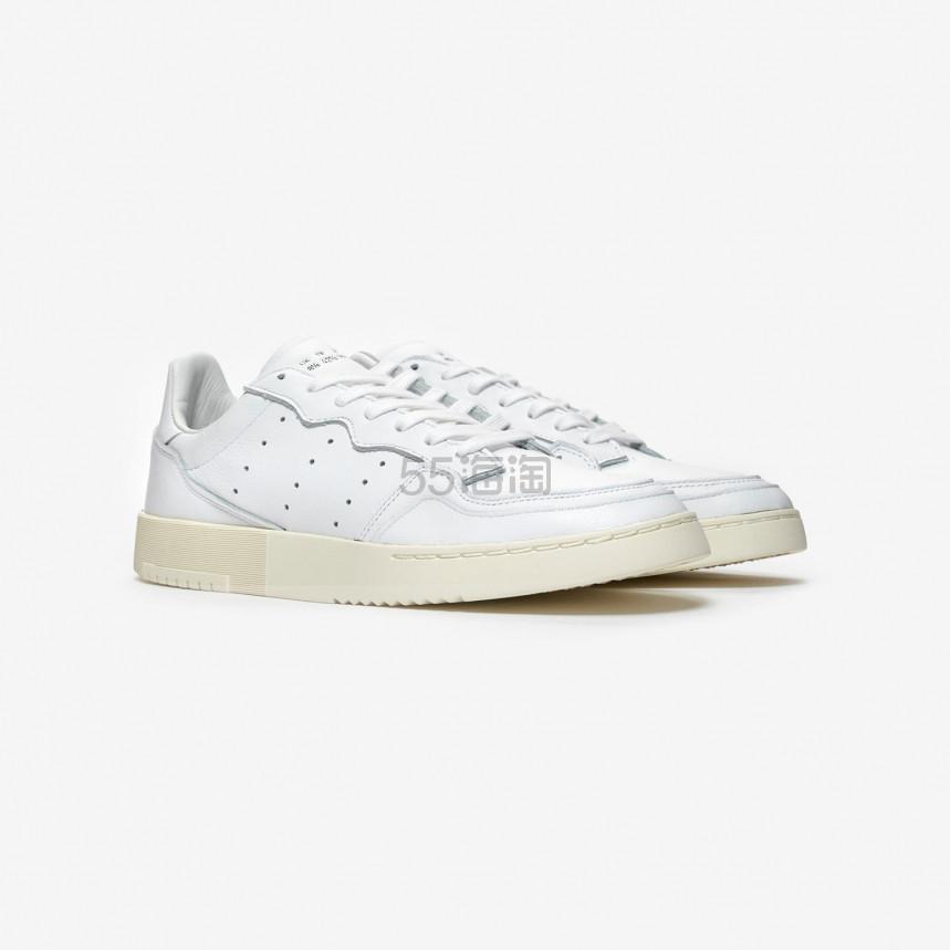 adidas Originals Supercourt 休闲小白鞋 .3(约478元) - 海淘优惠海淘折扣|55海淘网