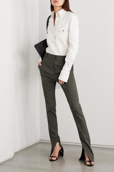 超夯 PETER DO 梭织窄腿裤 5(约6,827元) - 海淘优惠海淘折扣|55海淘网