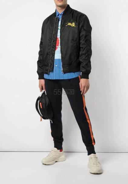KENZO 刺绣飞行员夹克 ¥3,520 - 海淘优惠海淘折扣|55海淘网