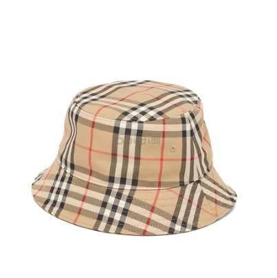 BURBERRY Vintage-check 复古格纹渔夫帽 €272.85(约2,059元) - 海淘优惠海淘折扣|55海淘网