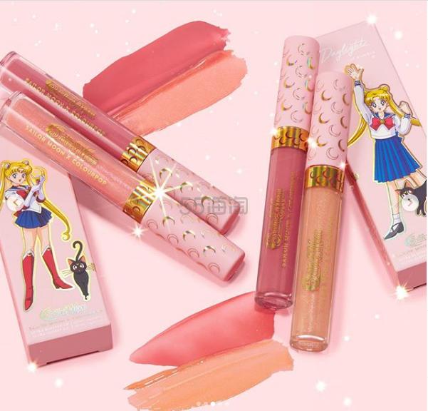 Colourpop  X 美少女战士系列彩妆