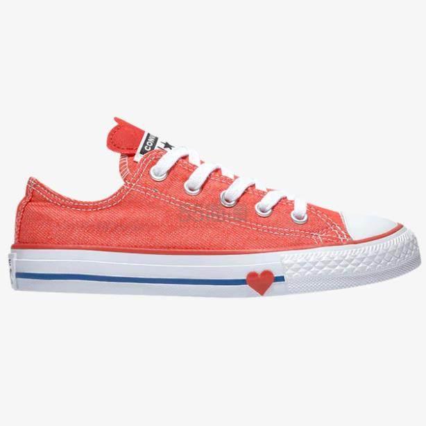 Converse 匡威 All Star Denim Love 中童款帆布鞋 .99(约243元) - 海淘优惠海淘折扣|55海淘网