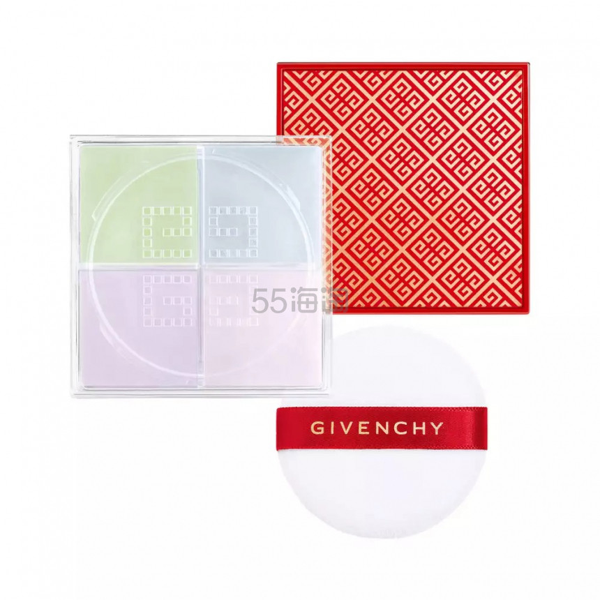 Givenchy 纪梵希 限定新年包装四宫格散粉 £32.8(约297元) - 海淘优惠海淘折扣|55海淘网