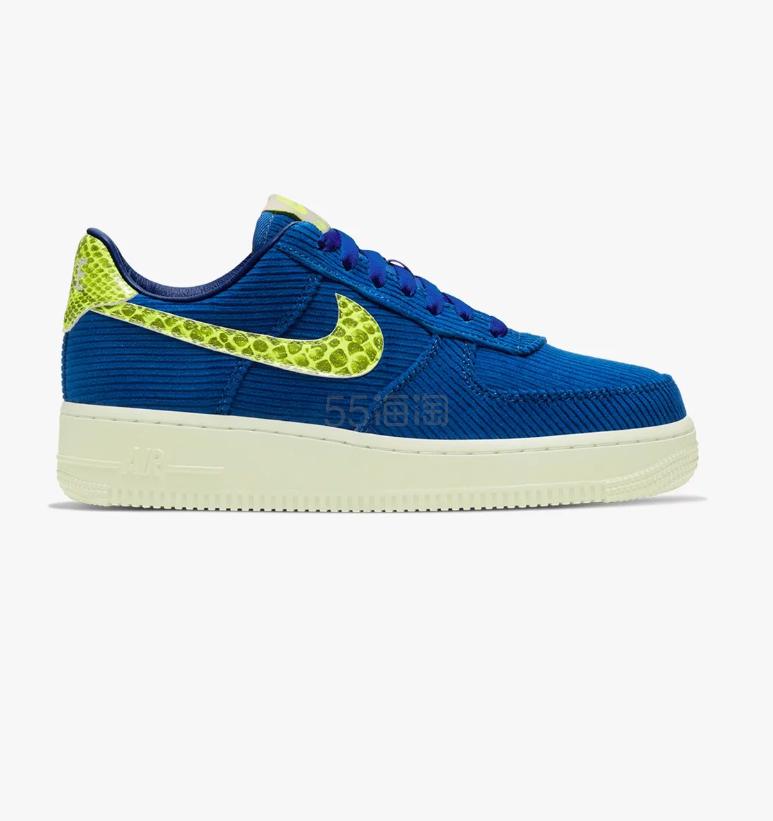 Nike 耐克 Air Force 1 07 x Olivia Kim 拼色运动鞋 .2(约662元) - 海淘优惠海淘折扣 55海淘网