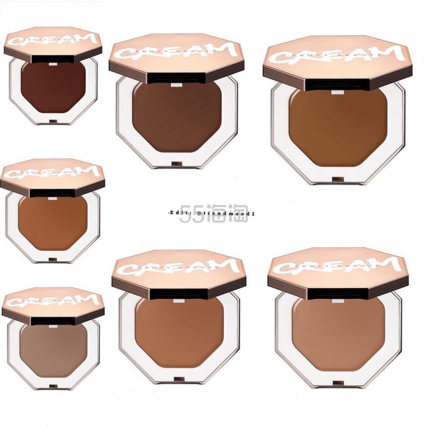 【5姐资讯 附试色】 Fenty Beauty Cheeks Out 系列单色腮红、修容 4月17日上新 - 海淘优惠海淘折扣 55海淘网