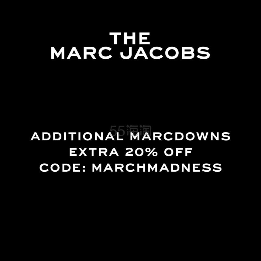 【55专享】Marc Jacobs 美国官网:精选 透明相机包等 额外8折 - 海淘优惠海淘折扣|55海淘网
