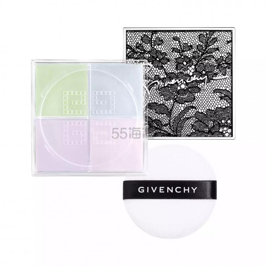 Givenchy 纪梵希 限量蕾丝四宫格散粉 £34.4(约284元) - 海淘优惠海淘折扣|55海淘网