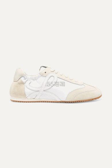 Loewe 绒面革皮革运动鞋 920澳币(约3,851元) - 海淘优惠海淘折扣|55海淘网