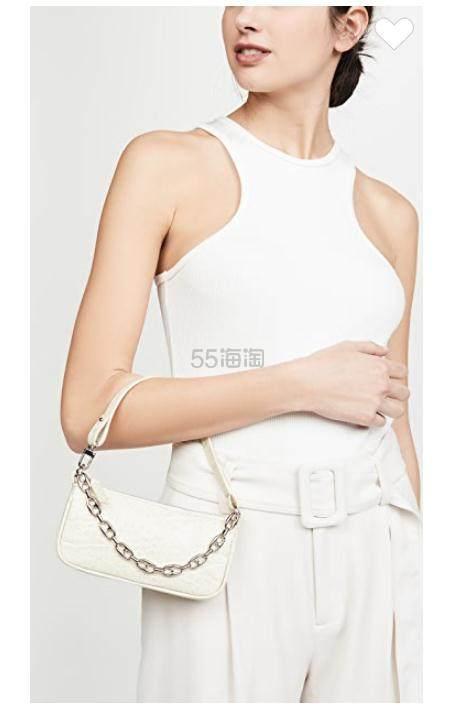 BY FAR Mini Rachel鳄鱼纹单肩包 8(约2,511元) - 海淘优惠海淘折扣 55海淘网