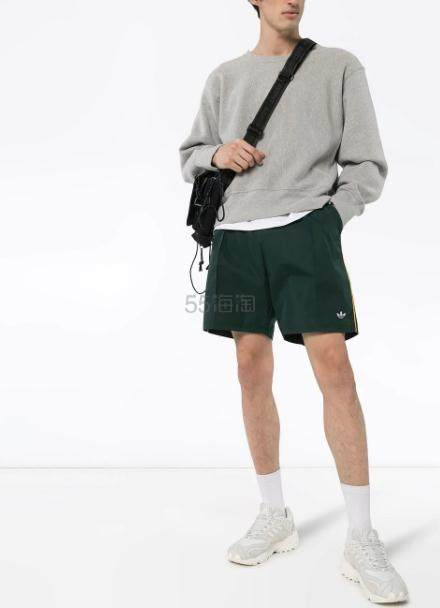 ADIDAS 抽绳系带运动短裤 ¥292 - 海淘优惠海淘折扣|55海淘网