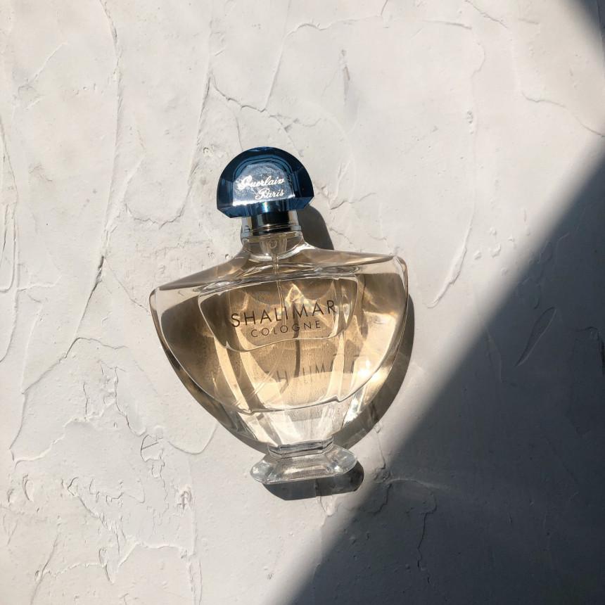 【5姐晒单】直邮包税买香水