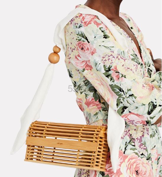 CULT GAIA Sylva Bamboo Scarf 单肩包 3(约793元) - 海淘优惠海淘折扣|55海淘网