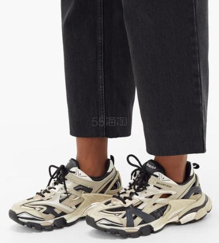 BALENCIAGA Track 2 女款运动鞋 €469.6(约3,611元) - 海淘优惠海淘折扣 55海淘网