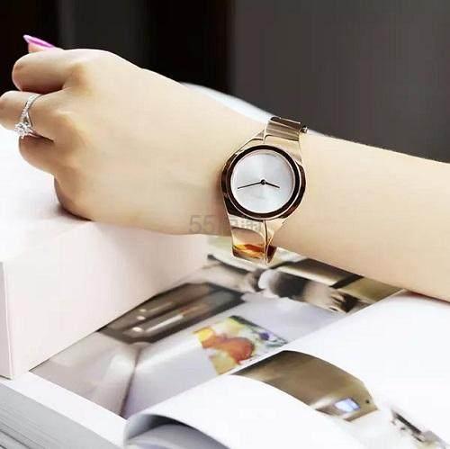 【中亚Prime会员】Calvin Klein 卡尔文·克雷恩 Senses 系列女士石英腕表 到手价372元 - 海淘优惠海淘折扣 55海淘网
