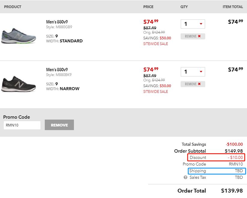 Joes New Balance Outlet 全场男女鞋服 低至3折 无门槛免邮 满0立减 - 海淘优惠海淘折扣|55海淘网