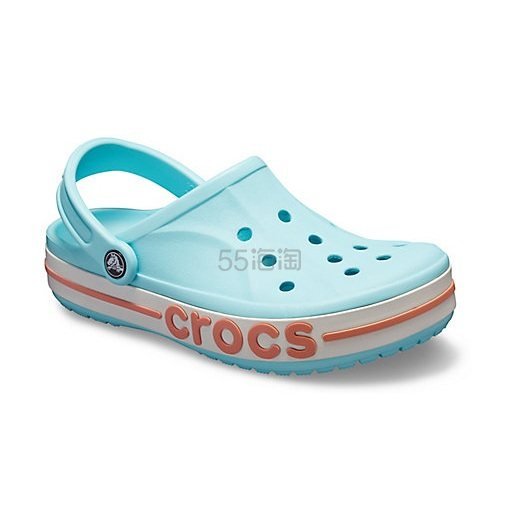 Crocs 卡骆驰 Bayaband 洞洞鞋