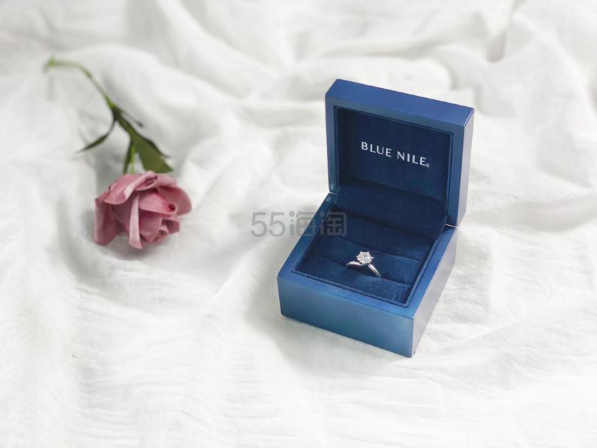 【钻戒测评3】最好的你值得最好的 Blue Nile 闪耀钻戒