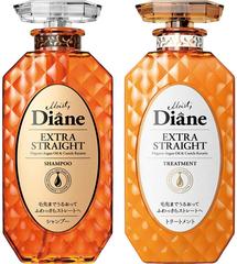 【亚马逊Prime Day】Moist Diane 无硅顺滑洗发护发套装 450ml*2