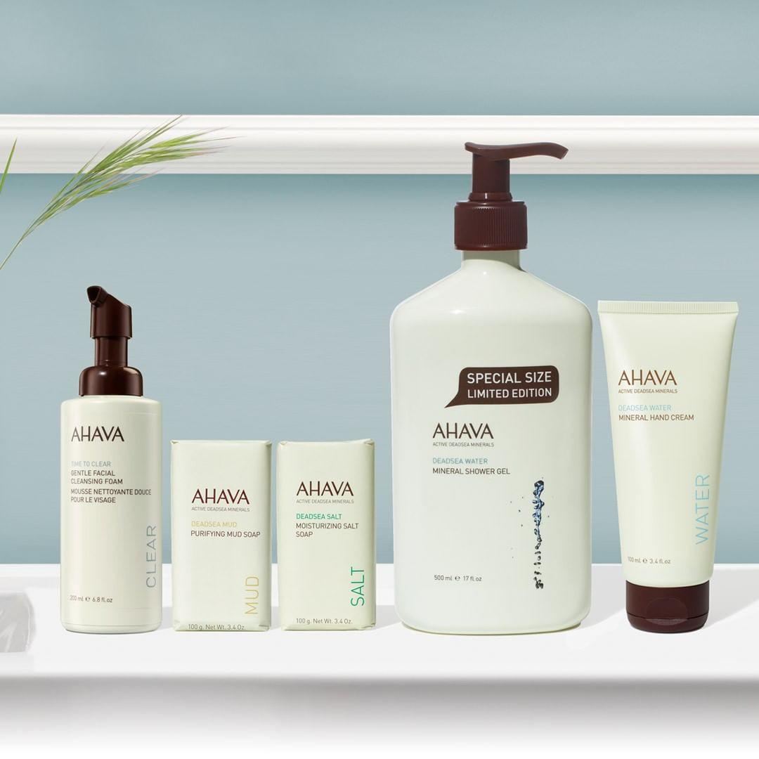 LF 美国站:AHAVA 全场护肤,收大黄瓶身体乳、矿物护手霜