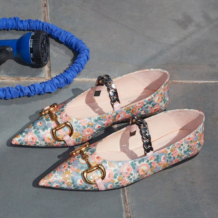 THE OUTNET APAC:Gucci、TB、Sam Edelman 等品牌热卖平底鞋
