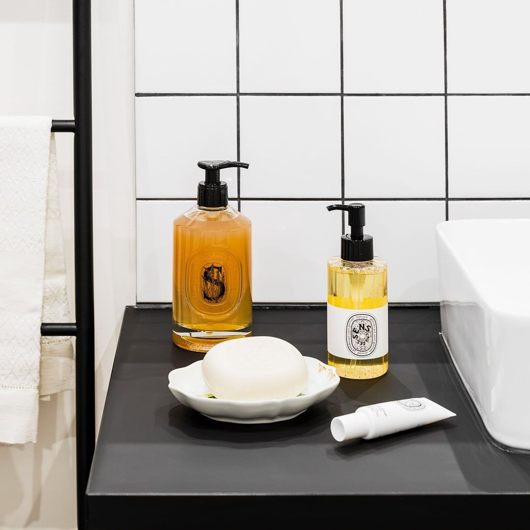 Space NK: Diptyque 身体护理系列,收沐浴露、洗手液