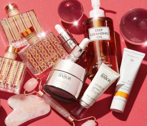 skinstore是美国大型的网上美妆超市,品牌众多,可以买