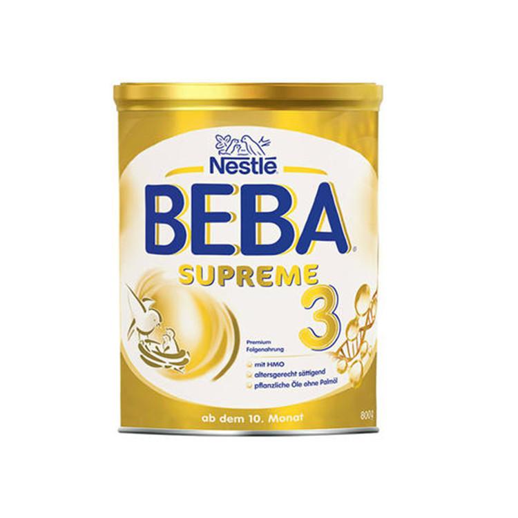 Nestle 雀巢 BEBA至尊版 婴幼儿奶粉3段 800g