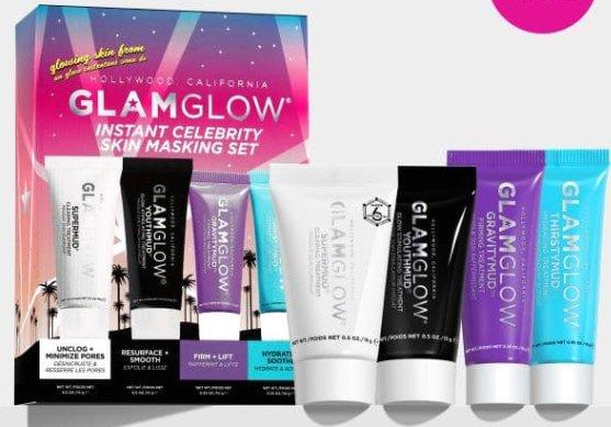 GlamGlow格莱魅面膜是很多好莱坞的明星御用的面膜,Gl