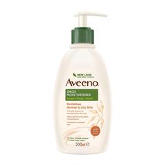 【67折+含税】Aveeno 艾维诺 香草燕麦保湿润肤身体乳 300ml
