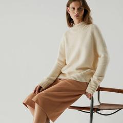 COS美国官网:男女士美衣、鞋服上新 收温暖毛衣