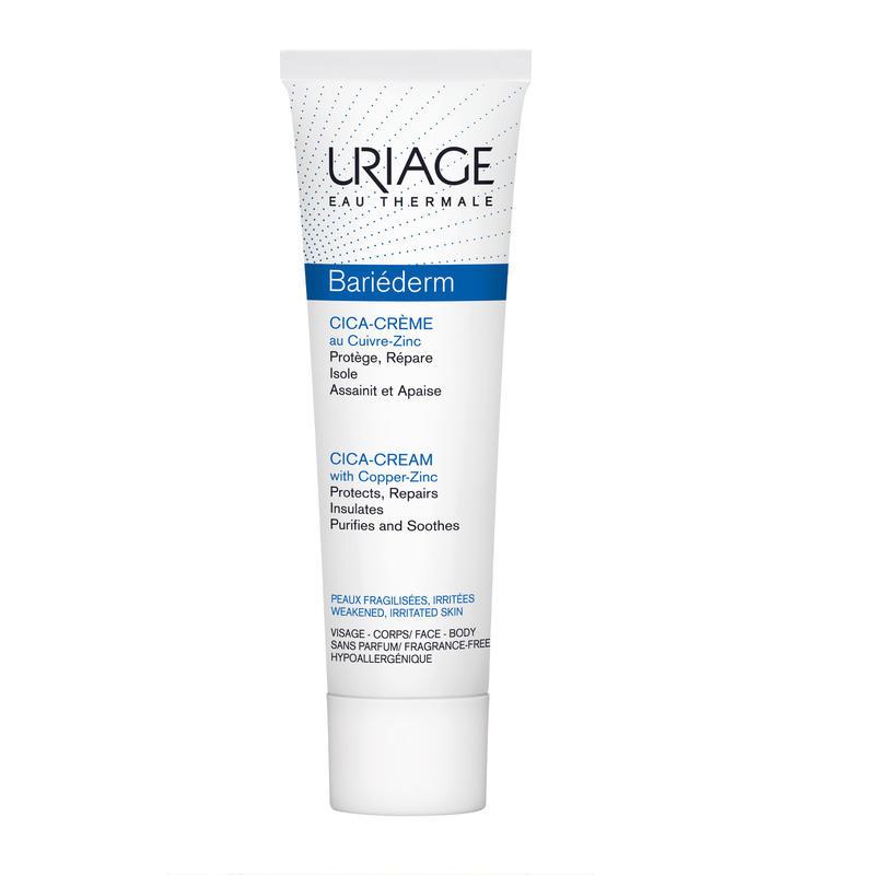 Uriage 依泉 cica舒缓修护面霜 绷带面霜 100ml