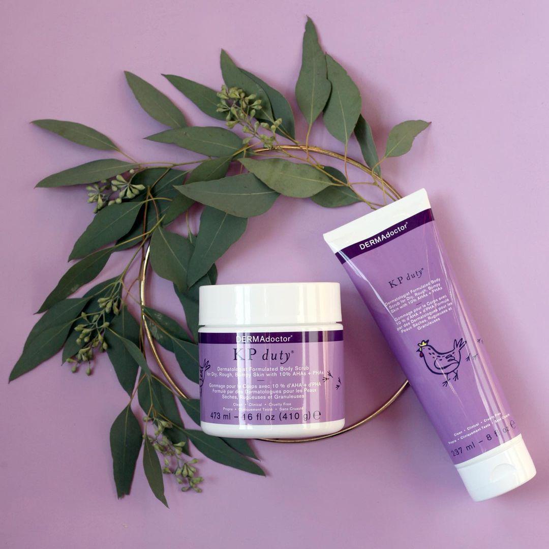 SkinStore:DERMAdoctor 鸡皮肤磨砂膏等护肤