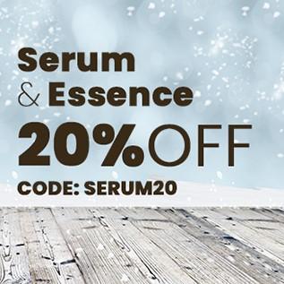 iMomoko:Serum & Essence 护肤精华8折优惠