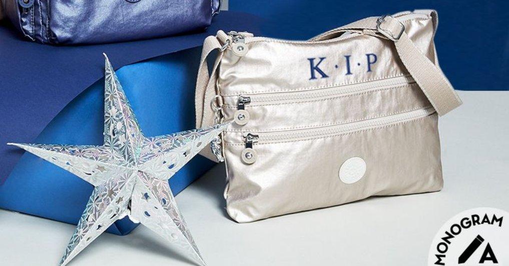 Kipling凯浦林,比利时休闲时尚箱包品牌,所用色彩跳跃,