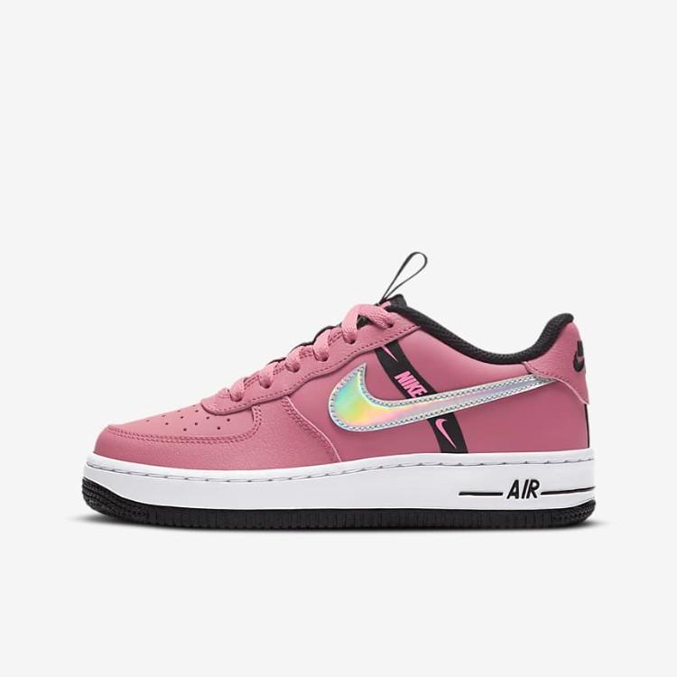 降价!Nike 耐克 Air Force 1 LV8 KSA (GS) 大童运动鞋