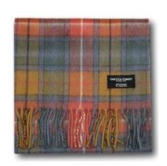 Gretna Green:格林小镇手工高级羊绒系列围巾