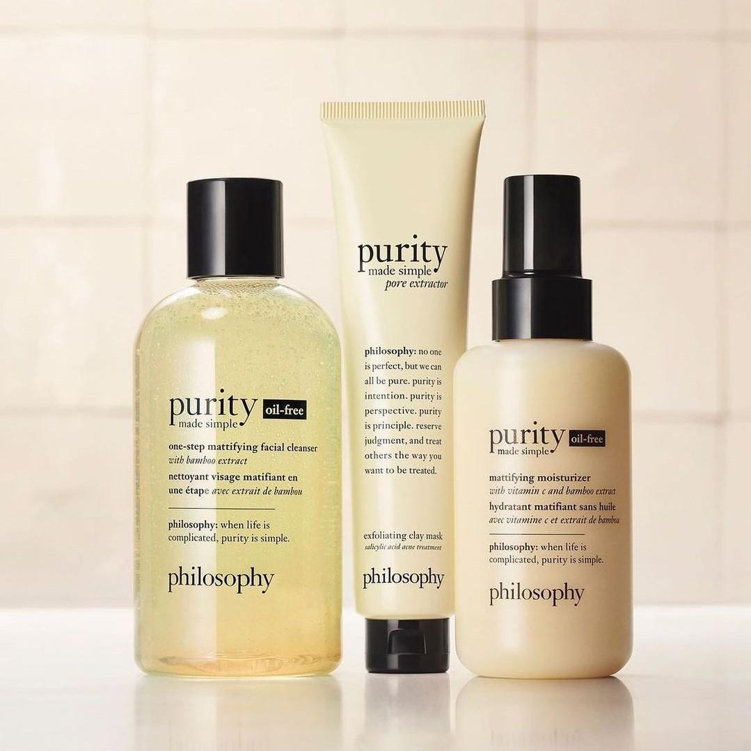 philosophy: President's Day Sale: $20 OFF $60 or $30 OFF $75