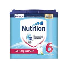 【保税仓包邮不含税】Nutrilon 牛栏 婴幼儿成长奶粉6段400克