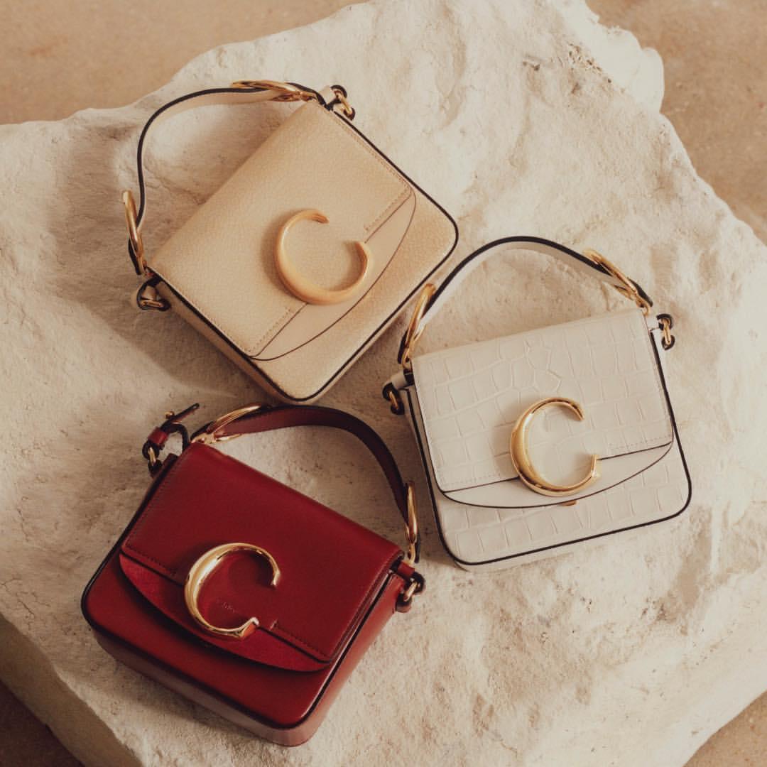 Harrods US:Chloe 服饰、鞋包热卖 收热门C Bag