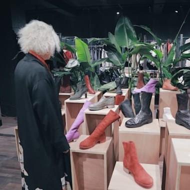 Guidi 意大利高级工艺皮靴热卖