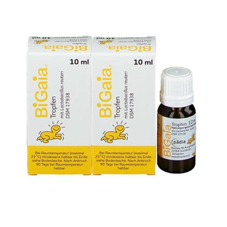 Bigaia 拜奥 婴幼儿童益生菌/乳酸菌滴剂 10mlx2