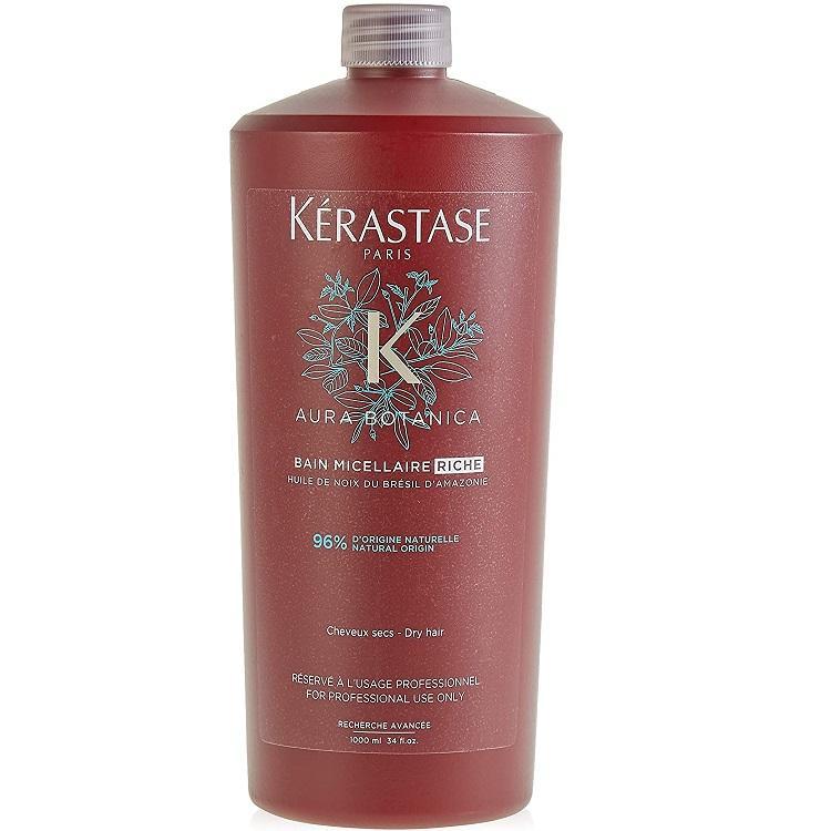 补货!Kerastase 卡诗 Aura Botanica 纯天然有机植物光环洗发水 1000ml