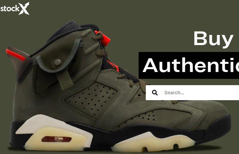 StockX是一个来自美国的规范化的球鞋交易平台,卖家可以在