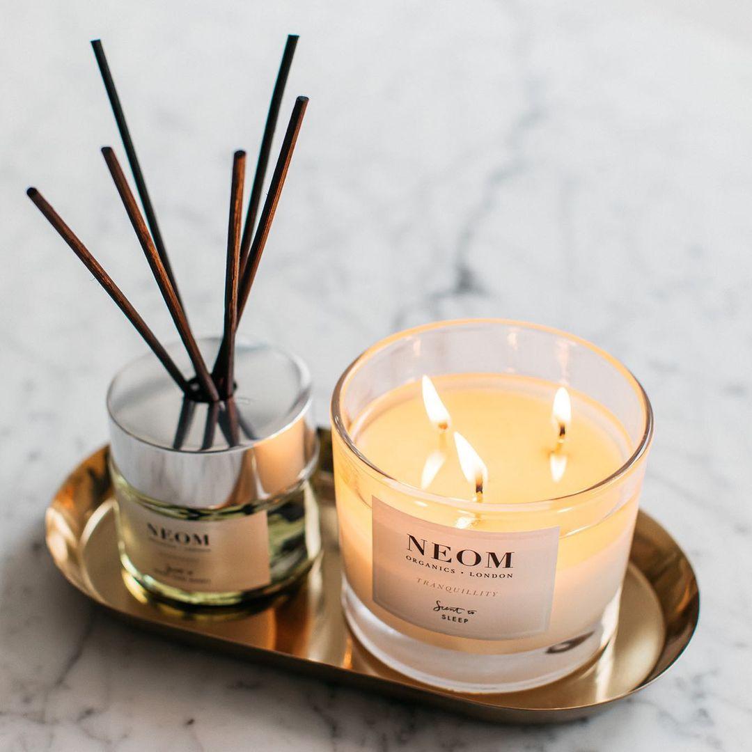LF 美国站:NEOM、L:A BRUKET 等品牌香氛单品